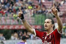 Not Just a Mascot: Zlatan Ibrahimovic Off the Mark in AC Milan Friendly