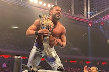 Andrade Beats Rey Mysterio to Win United States Title at WWE Live Event
