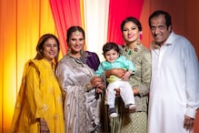 Sania Mirza Gets Teary-eyed in Sister Anam's Wedding Video, Says She and Son Izhaan Will Miss Her