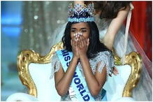 Crowning Moments! Toni-Ann Singh Crowned Miss World 2019