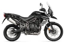 Triumph Tiger 800 XCx Comes with Benefits upto Rs 1.66 Lakh