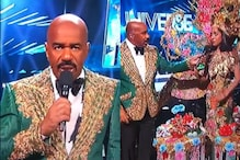 Steve Harvey Goofed up Costume Winner at Miss Universe 2019 and Internet Had a Déjà Vu Moment