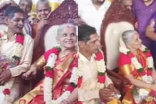 Kerala Couple in Their 60s Got Married at the Old Age Home Where They Met and Fell in Love