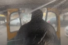 Delhi Auto-Rickshaw Driver Has Come Up With an Innovative 'Jugaad' to Combat Winters
