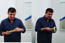 'I was Hungry': Man Who Ate Banana Worth 85 Lakh at Art Show Isn't Sorry He Did It