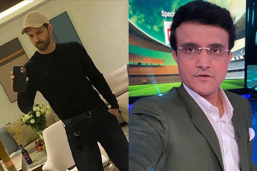 Sourav Ganguly Wants Hrithik Roshan to do His Biopic?