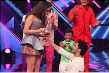 Varun Dhawan Proposes to Shraddha Kapoor in Shah Rukh Khan Style on Dance Reality Show