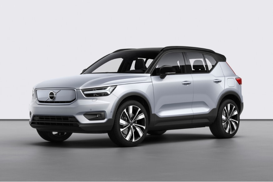 Volvo XC40 Recharge (Image: AFP Relaxnews)