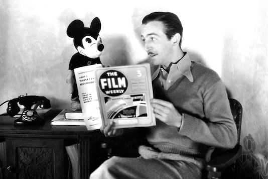 Image courtesy:  The Walt Disney Family Museum/ Twitter