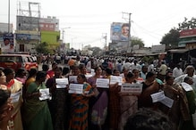 Farmers Stir against Jagan's 3-Capital Formula for Andhra Continues for Second Day in Amaravati