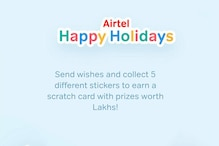 Airtel Happy Holidays Offer: Get a Chance to Win an iPhone 11 Pro Max