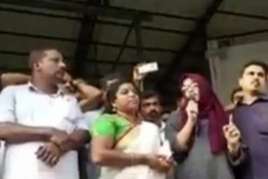 CPM Workers Seek Aysha Renna's Apology After She Calls for Release of Kerala Protesters