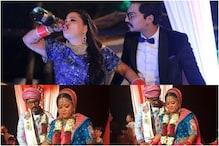 Bharti's Romantic Post for 'Soulmate' Haarsh Limbachiyaa on Wedding Anniversary will Melt Hearts