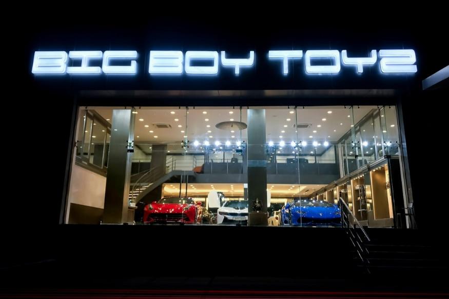 Big Boy Toyz Launches First Multi-Brand Showroom in Hyderabad