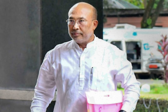The state cabinet, chaired by Chief Minister N Biren Singh on Sunday, gave its nod to implement ILP in Manipur. (File photo/PTI)