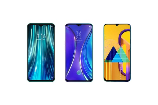 Best Budget Phones Under Rs 20,000 in 2019: Redmi Note 8 Pro, Realme X2, Nokia 7.2