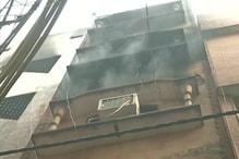 Smoke Seen in Same Delhi Anaj Mandi Building Where Sunday's Blaze Killed 43