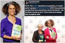 BBC News Presenter Refers to Booker Winner Bernardine Evaristo as 'Another Author', Twitter Erupts