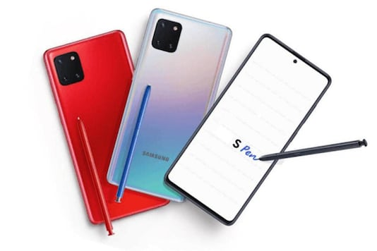 Samsung Galaxy Note 10 Lite Launched in India: Price, Feature, Specs and More