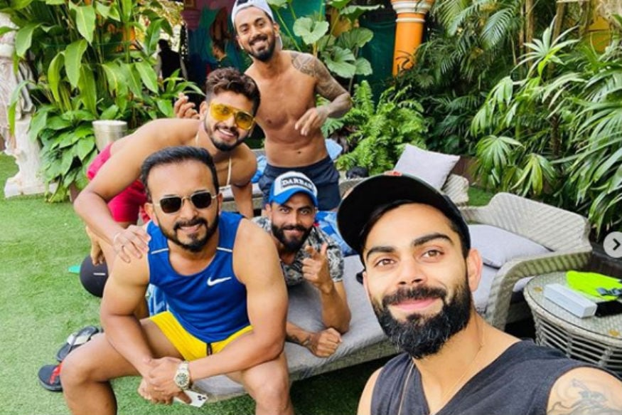 India vs West Indies | Kohli & Co. Take Much Needed Day-off Before Cuttack