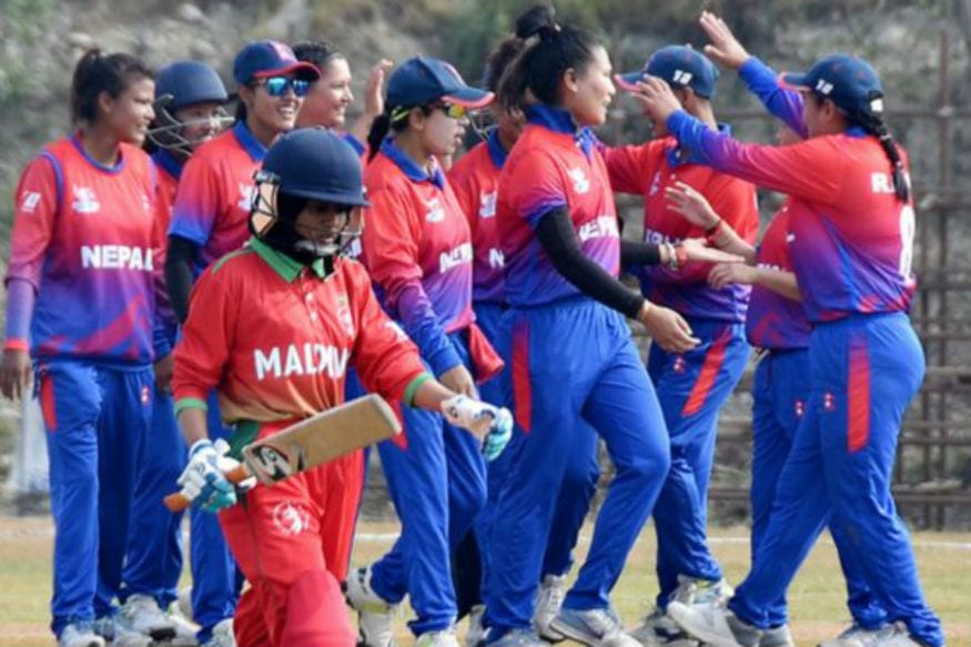 Maldives Bundled Out for 8 as Nepal Register 10-wicket Win