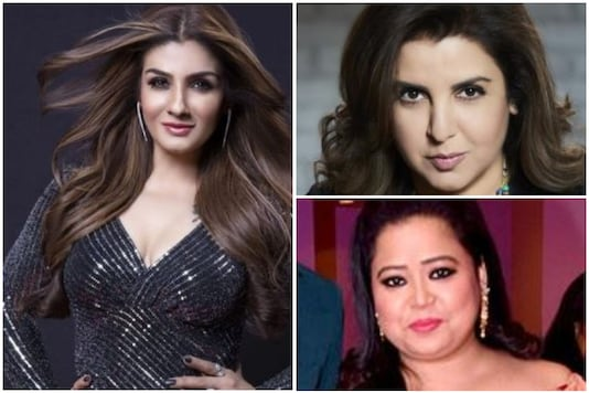 Raveena Tandon, Farah Khan and Bharti Singh Booked for 'Hurting Religious Sentiments'