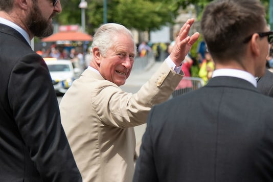 File photo of Prince Charles