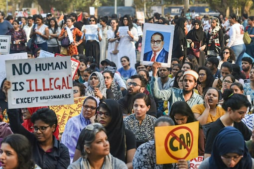 Various protests are being held across the country against the Citizenship (Amendment) Act, 2019.