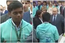 Class 9 Boy from Odisha Impresses Russia's Vladimir Putin With His Innovative Water Dispenser