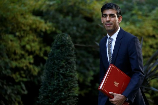 With his self-assured delivery and empathetic tone, Rishi Sunak has become one of the stars of this crisis. (Photo: Reuters)