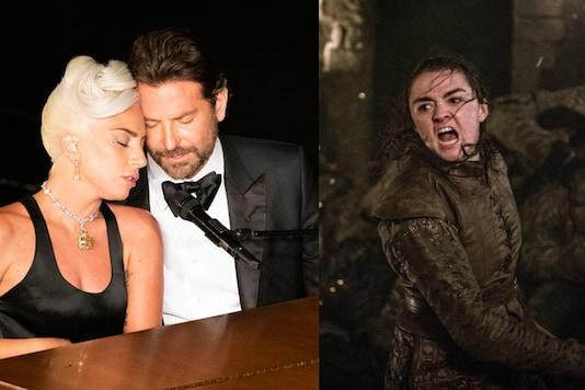 Yearender 2019: Lady Gaga-Bradley Cooper's Oscar Performance to GoT Final Season, Top Moments on TV