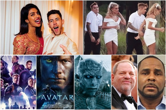 A Year in Showbiz: Court Drama, Box Office Records and a Young Billionaire