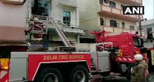 Fire Breaks Out at Delhi Transport Department Office, 8 Fire Tenders Rushed to Spot