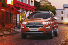 2020 Ford EcoSport BS-VI Launched in India at Rs 8.04 Lakh