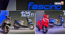 2020 Yamaha Fascino 125, Ray ZR 125 Fi, R15 V3,0 & MT-15 BS-VI: First Look