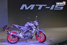 2020 Yamaha MT-15 BS-VI Launched in India at Rs 1.38 Lakh