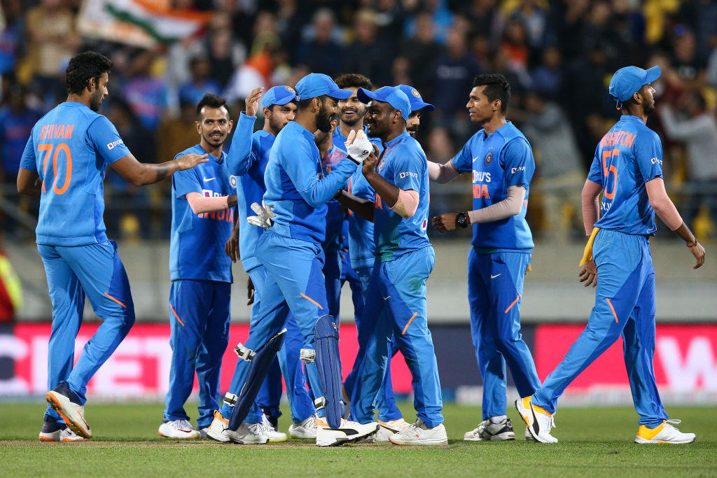 In Pics, India Beat New Zealand in Super Over Again