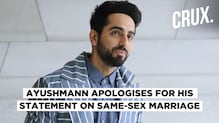 Ayushmann Khurrana Mocked For His Comment On Same-sex Marriages in India; Tweets Apology