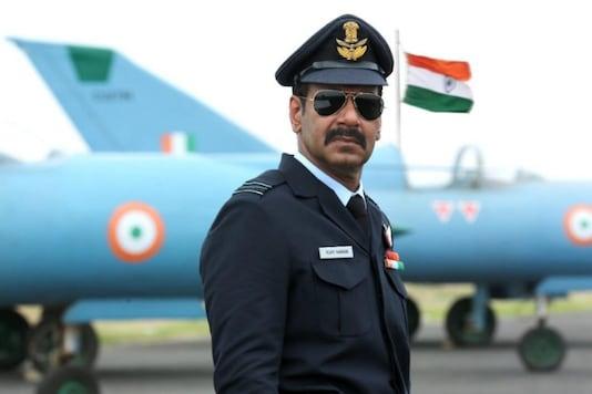 Ajay Devgn in Bhuj The Pride of India
