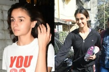 Alia Bhatt and Disha Patani Ace the No Make-up Look, See Pics
