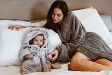 Adorable Pictures of Amy Jackson & Her Bundle of Joy, Andreas