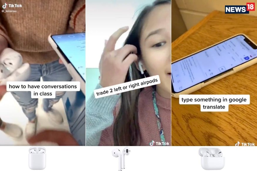 Kids Have This Really Cool Trick With Apple AirPods to Talk Without Actually Speaking
