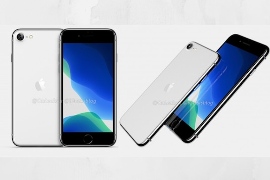 Apple iPhone 9 or Apple iPhone SE 2 (Image Courtesy: OnLeaks/ Twitter)
