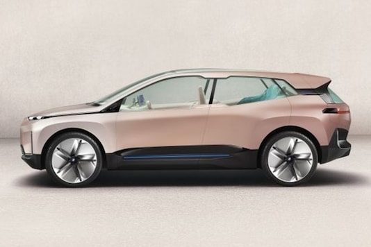BMW iNext SUV Concept. (Photo: AFP Relaxnews)