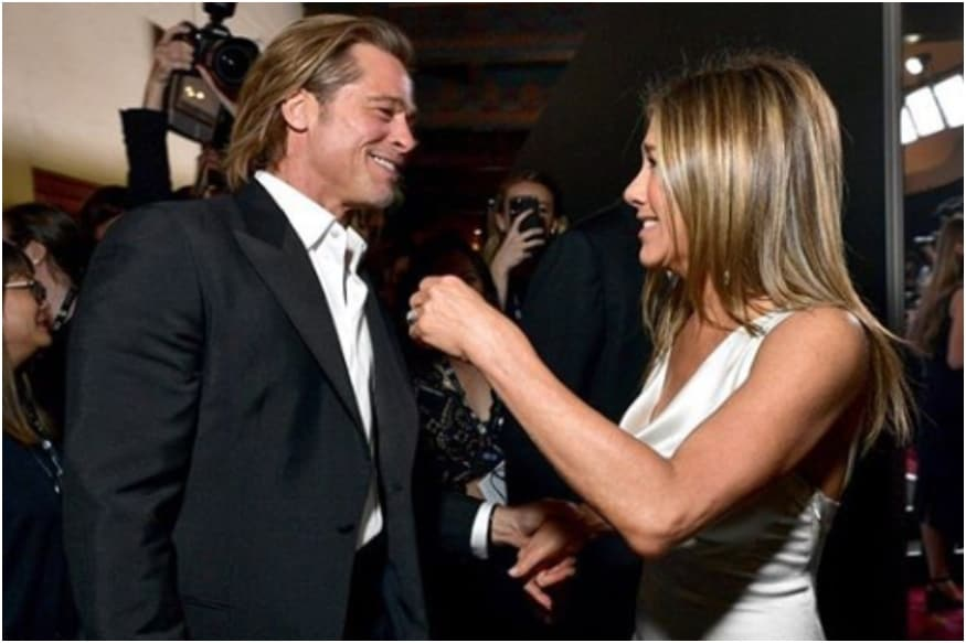 Brad Pitt, Jennifer Aniston have 'Reignited their Romance' and are 'Back in Love': Report