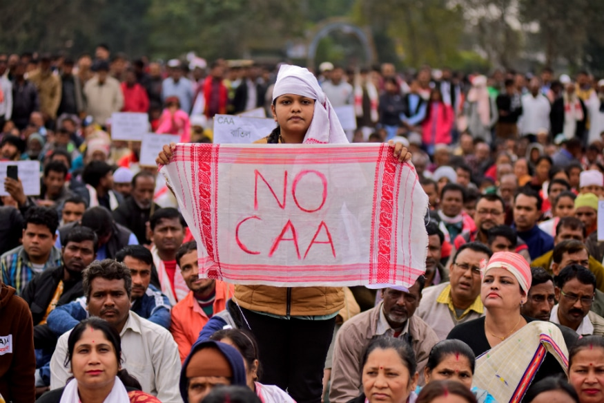 States Have Right to Disagree With Centre, Says Cong; Plans to Bring Anti-CAA Resolution in Rajasthan, MP,