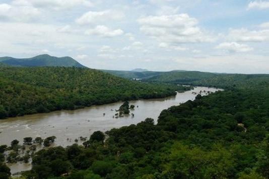 River Cauvery.