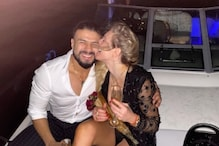 WWE's Charlotte Flair and United States Champion Andrade Cien Almas Get Engaged Ushering into 2020