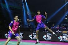 PBL 2020: Chirag-Setiawan, Rituparna Das Star as Pune 7 Aces Smoke Away Mumbai Rockets