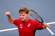 David Goffin 'Very Motivated' After Belgium Make Winning Start at ATP Cup